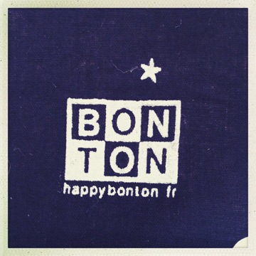 Foulards Happy Bonton
