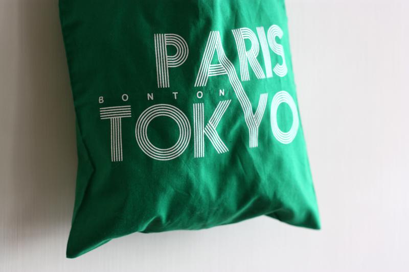 Sac Paris-Tokyo