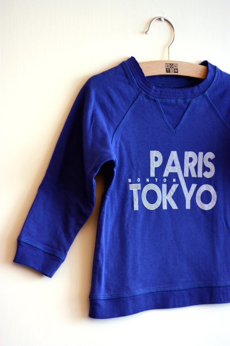 Sweat Paris-Tokyo