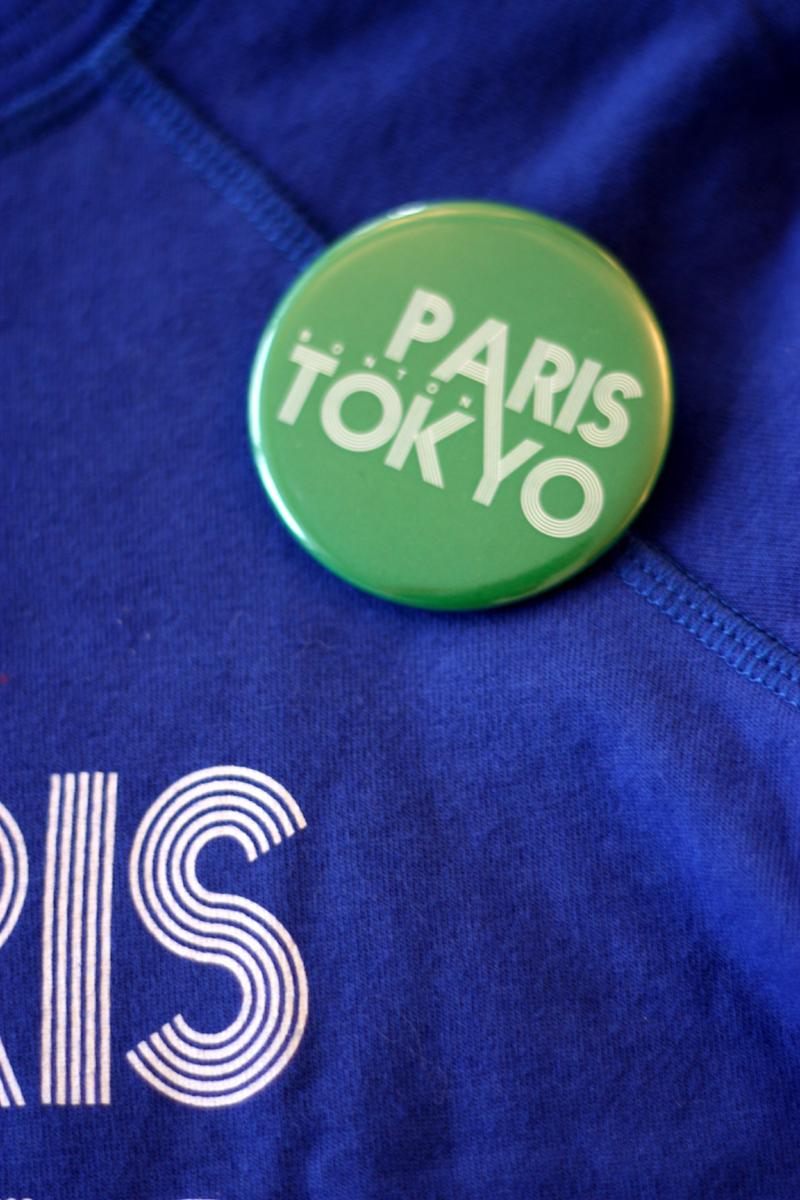 Badge Paris-Tokyo