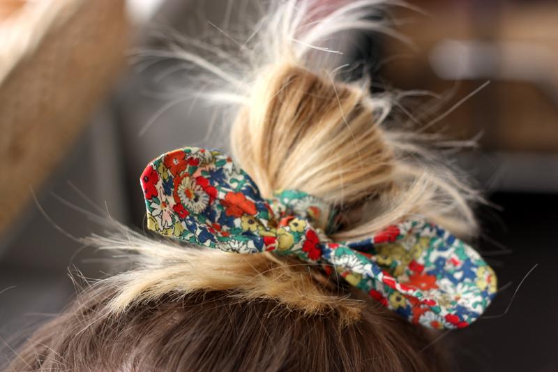 Accessoires cheveux Bonton - été 2014