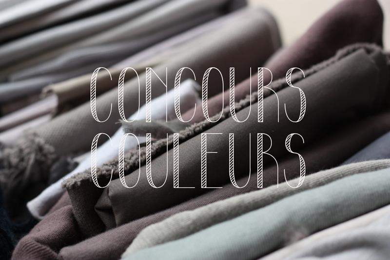 CONCOURS COULEURS BONTON