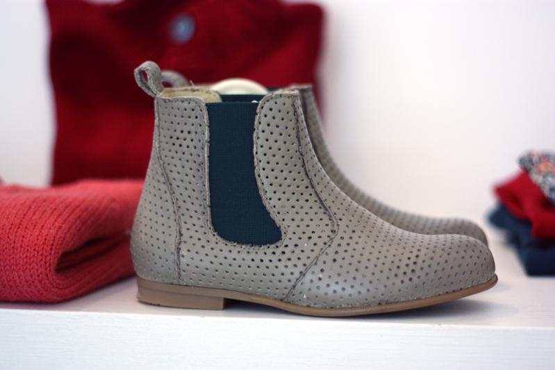 Chaussures Clotaire x Bonton - Hiver 2014