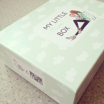Instagram Bonton // %y Little Mum Box
