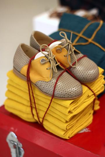 Chaussures Clotaire x Bonton