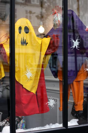 Halloween chez Bonton