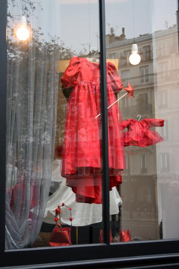 Le Super Noël Bonton - Robe Trianon