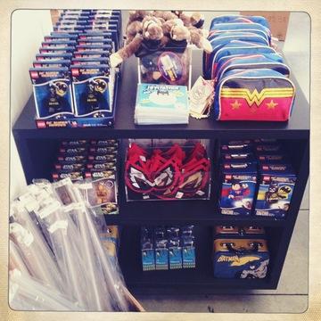 Thème Super héros - Noël Bonton