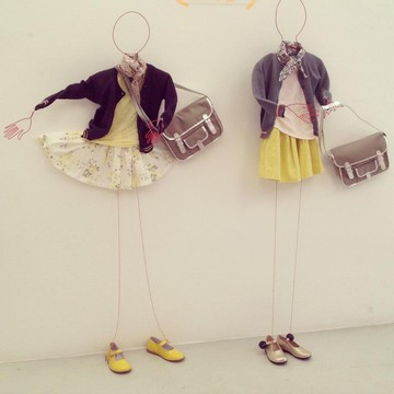 Instagram Bonton // Looks filles