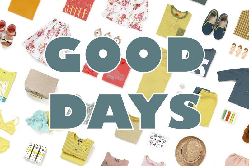 GOOD DAYS chez Bonton : -30% sur la collection été 2015 et -50% au Surplus Bonton jusqu'au 30 mai !
