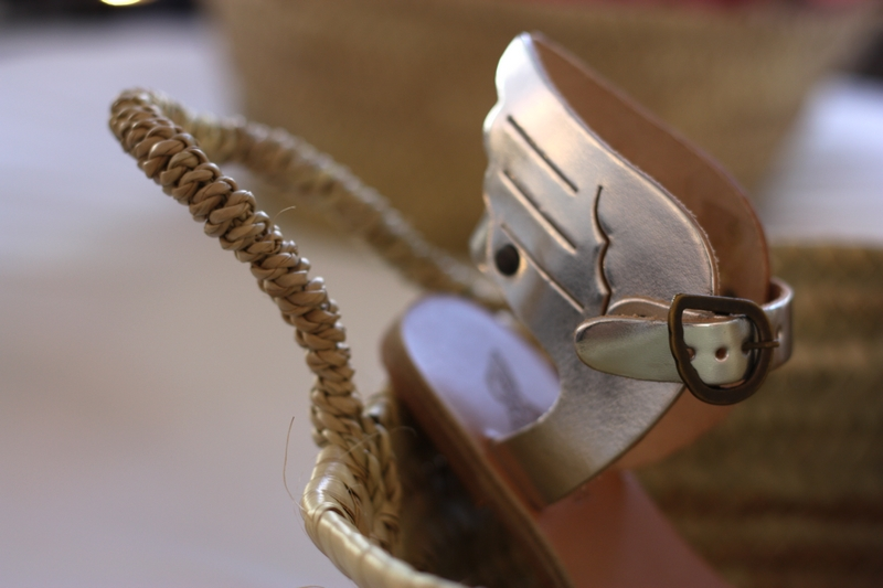 Ancient Greek Sandals pour Bonton