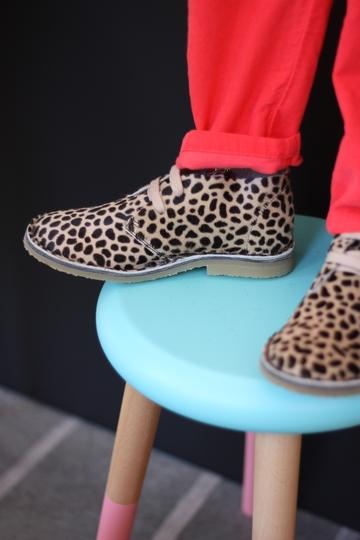La rentrée chez Bonton - Chaussures Safari