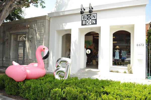 Bonbon Celebrates The Opening of Their First US Flagship Boutique